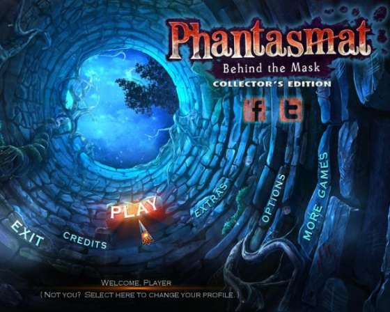 Phantasmat 5: Behind the Mask Collectors Edition (2015) - полная версия