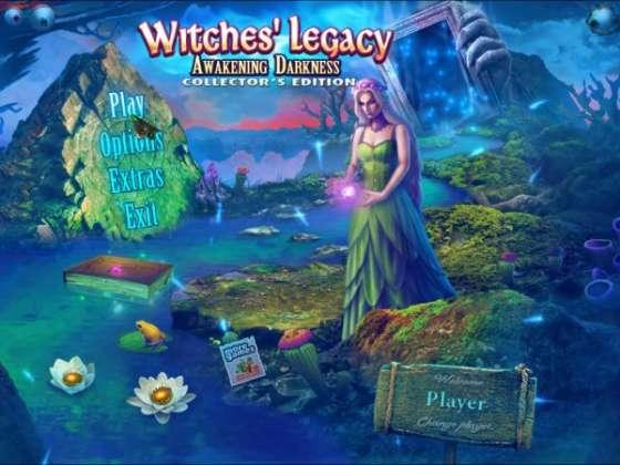 Witches Legacy 7: Awakening Darkness Collectors Edition (2015) - полная версия
