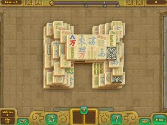 Legendary Mahjong (2015) - полная версия