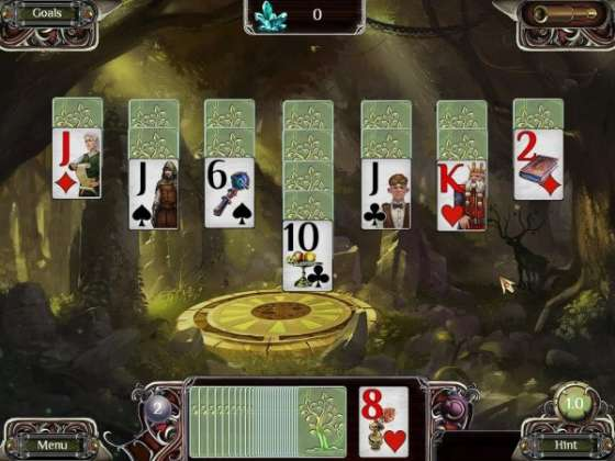 The Far Kingdoms 5: Sacred Grove Solitaire (2015) - полная версия
