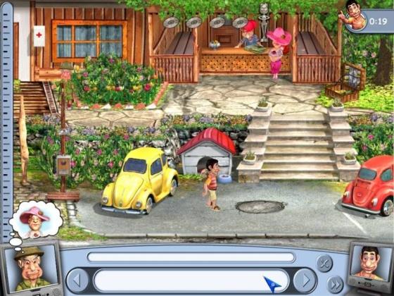 Как достать соседа и соседку (7 игр) - полные версии