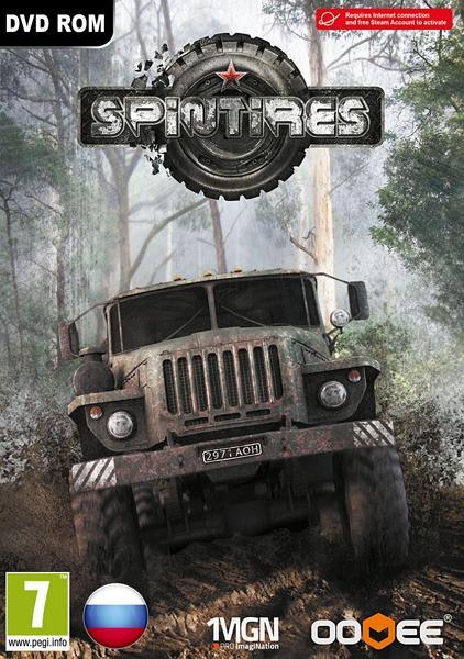 Spintires - полная версия