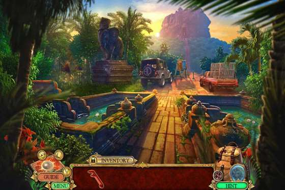 Hidden Expedition 10: The Fountain of Youth Collector's Edition - полная версия