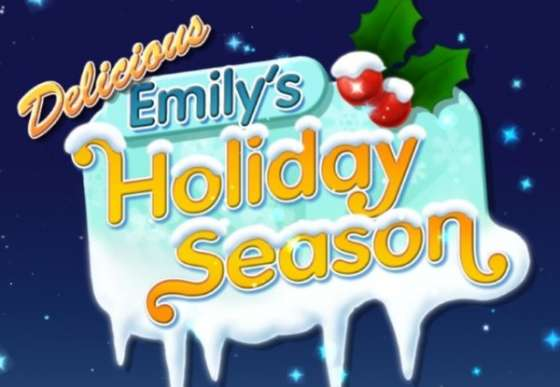 Delicious 5: Emily's Holiday Season - полная версия