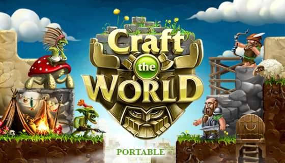 Craft The World 1.2.005 (Portable) - полная версия