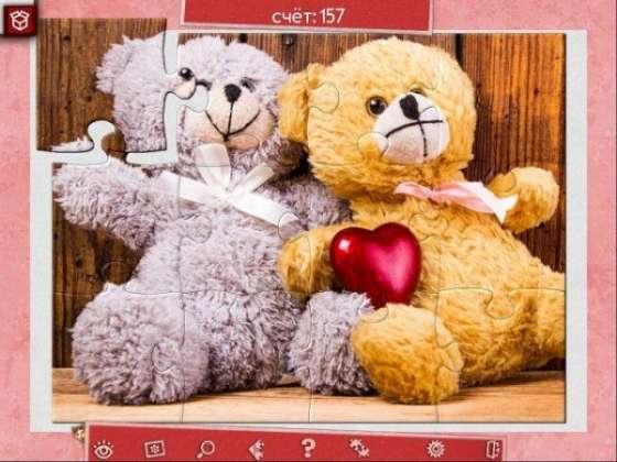 Праздничный пазл. День святого Валентина 3 (2016) - полная версия
