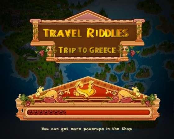 Travel Riddles 3: Trip to Greece (2016) - полная версия