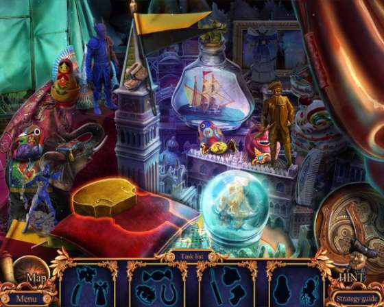 Royal Detective 3: Legend of the Golem Collectors Edition (2016) - полная версия