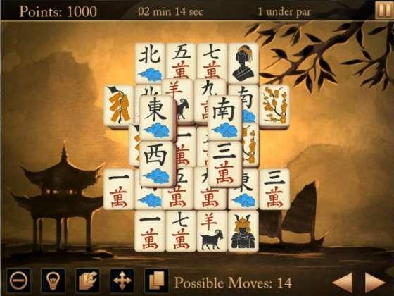 Art Mahjong: Golden Dragon (2016) - полная версия