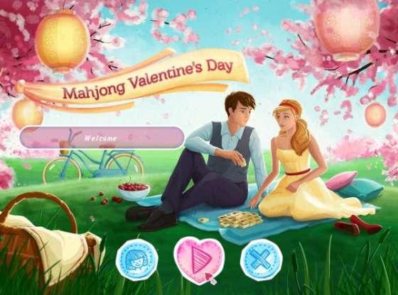 Mahjong Valentine's Day (2016) - полная версия