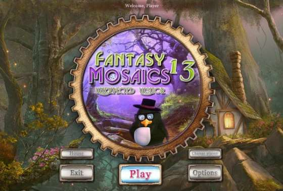 Fantasy Mosaics 13: Unexpected Visitor (2016) - полная версия