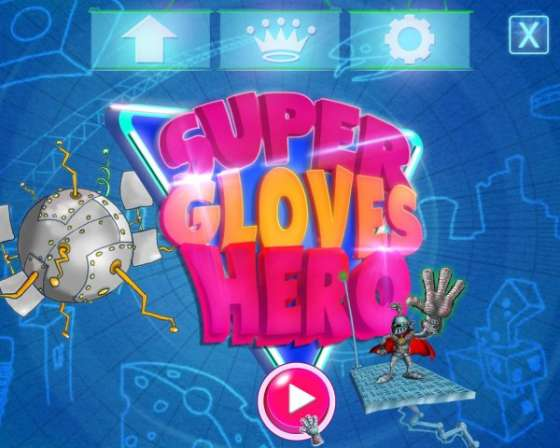 Super Gloves Hero (2016) - полная версия