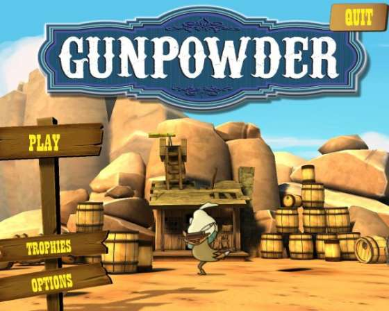 Gunpowder (2016) - полная версия