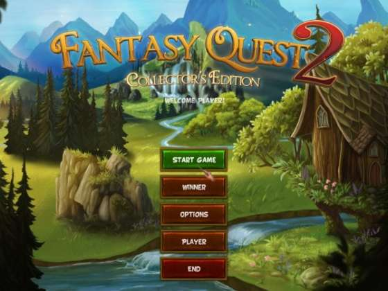 Fantasy Quest 2 Collector's Edition (2016) - полная версия