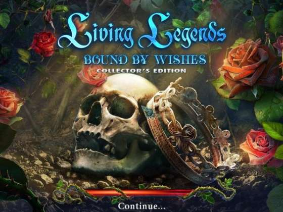 Living Legends 4: Bound by Wishes Collectors Edition (2016) - полная версия
