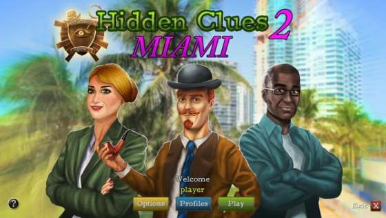Hidden Clues 2: Miami (2016) - полная версия