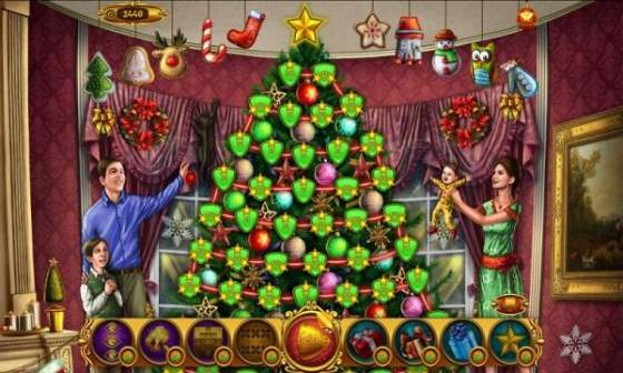 Радужная мозаика. Рождественские огни (2015) - полная версия