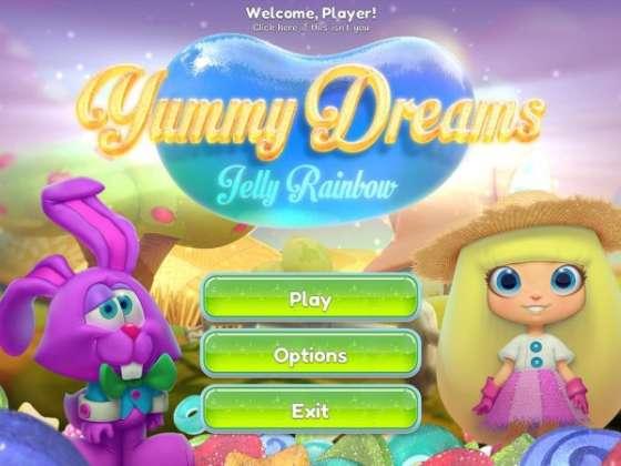 Yummy Dreams: Jelly Rainbow (2016) - полная версия