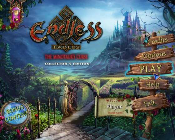 Endless Fables:The Minotaur's Curse Collector's Edition (2016) - полная версия
