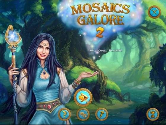 Mosaics Galore 2 (2016) - полная версия