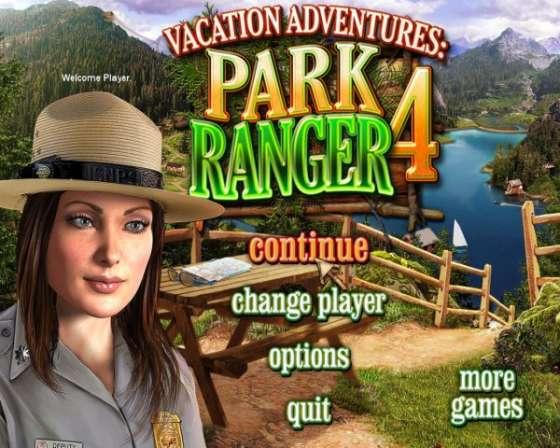 Vacation Adventures: Park Ranger 4 (2016) - полная версия