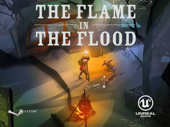 The Flame in the Flood (2016) - полная версия