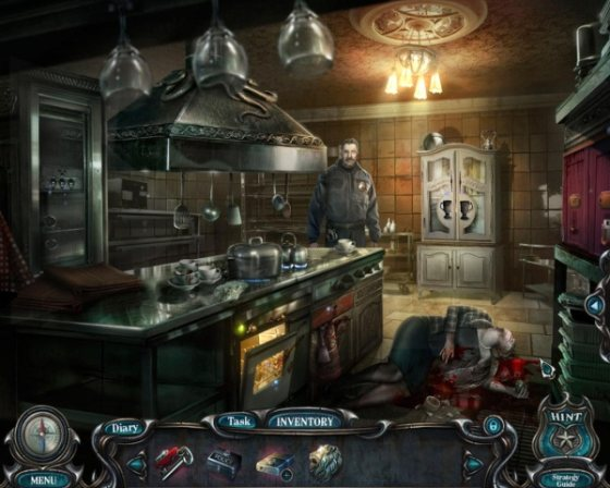 Haunted Hotel 11: The Axiom Butcher Collectors Edition (2016) - полная версия