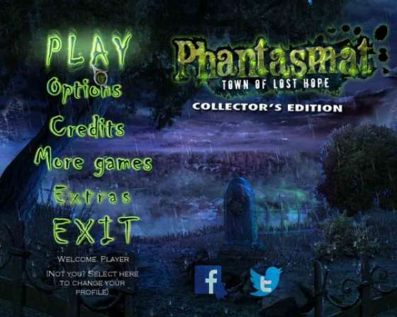 Phantasmat 6: Town of Lost Hope Collectors Edition (2016) - полная версия