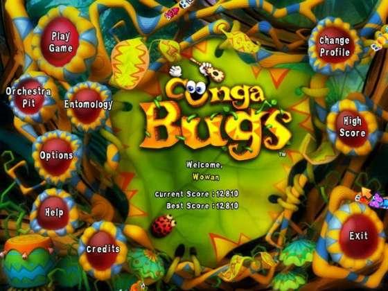 Conga Bugs - полная версия