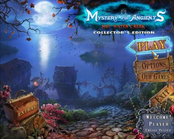 Mystery of the Ancients 5: Mud Water Creek Collectors Edition (2016) - полная версия