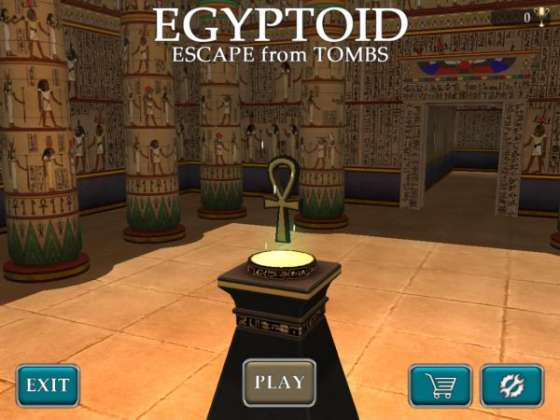 Egyptoid: Escape from Tombs (2016) - полная версия