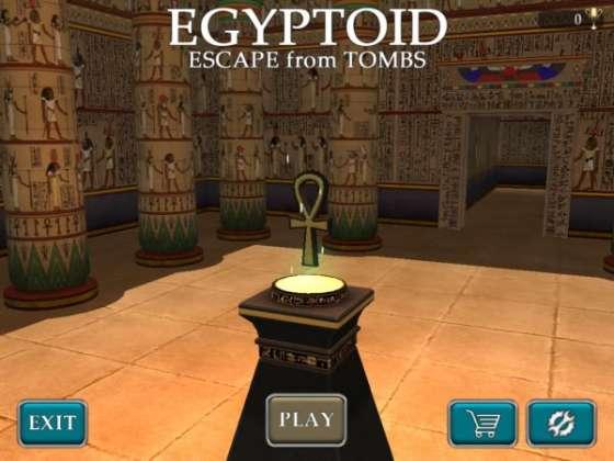 Egyptoid: Escape from Tombs (2016) - полная версия
