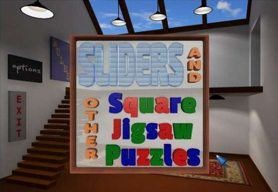 Sliders and Other Square Jigsaw Puzzles (2016) - полная версия