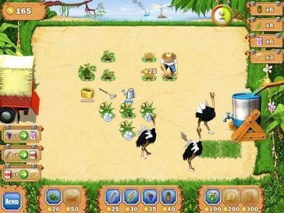 Тропическая ферма - полная версия