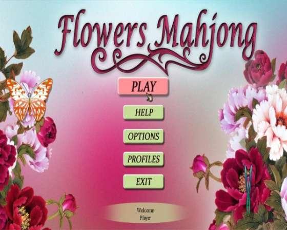 Flowers Mahjong (2016) - полная версия