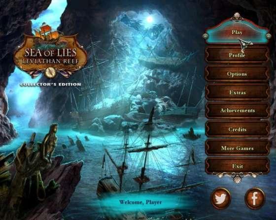 Sea of Lies 6: Leviathan Reef Collector's Edition (2016) - полная версия