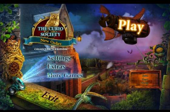 The Curio Society 2: New Order Collectors Edition (2016) - полная версия