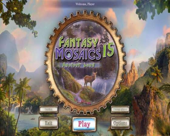 Fantasy Mosaics 15: Ancient Land (2016) - полная версия