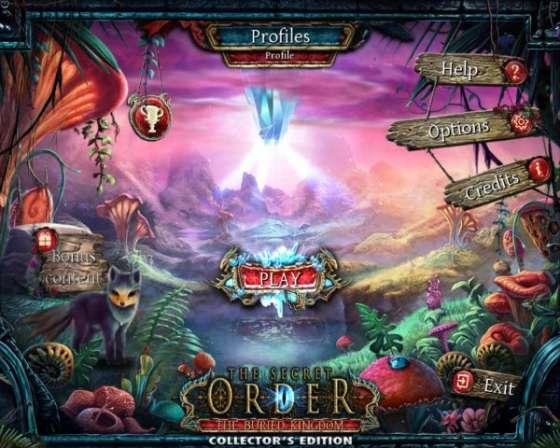 The Secret Order 5: The Buried Kingdom Collectors Edition (2016) - полная версия