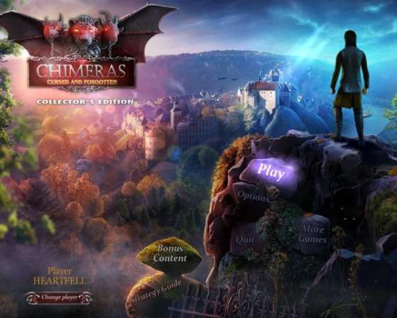 Chimeras 3: Cursed And Forgotten Collector's Edition (2016) - полная версия