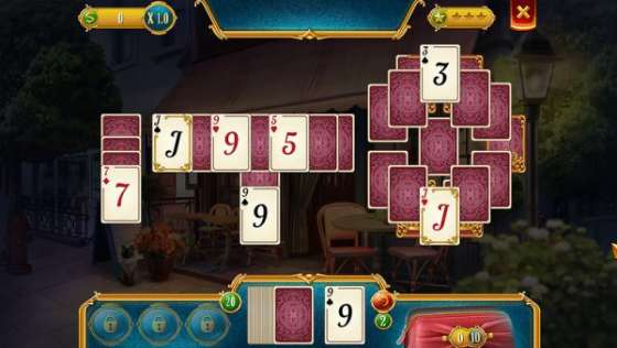 Solitaire Detective: The Frame-Up (2016) - полная версия
