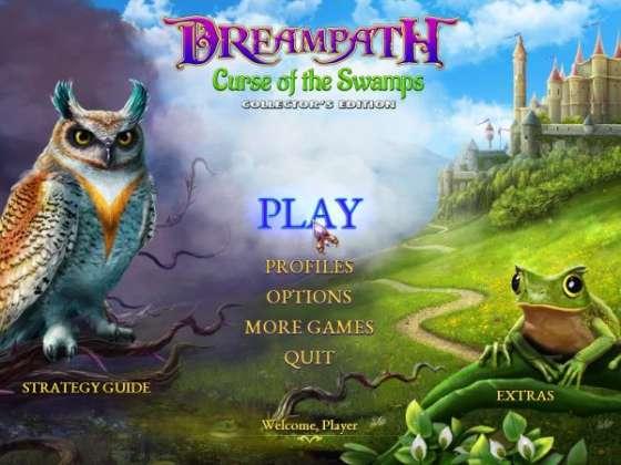 Dreampath 2: Curse of Swamps Collectors Edition (2016) - полная версия