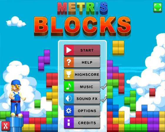 Metris Blocks (2016) - полная версия