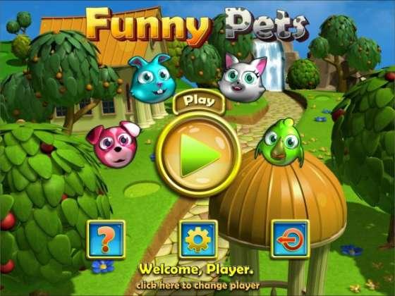 Funny Pets (2016) - полная версия