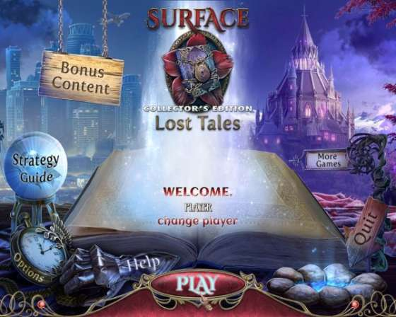 Surface 9: Lost Tales Collectors Edition (2016) - полная версия