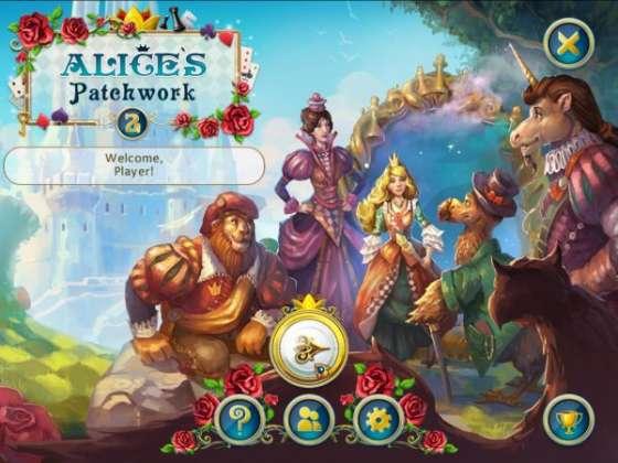 Alice's Patchwork 2 (2016) - полная версия