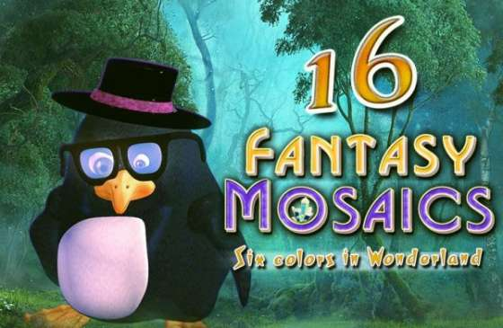 Fantasy Mosaics 16: Six Colors in Wonderland (2016) - полная версия
