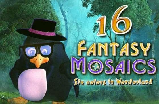 Fantasy Mosaics 16: Six Colors in Wonderland (2016) - полная версия