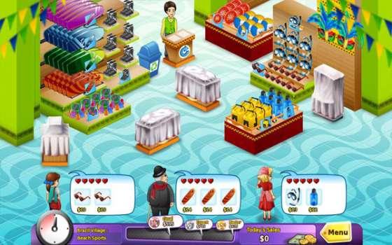 Shop-N-Spree 3: Shopping Paradise - полная версия
