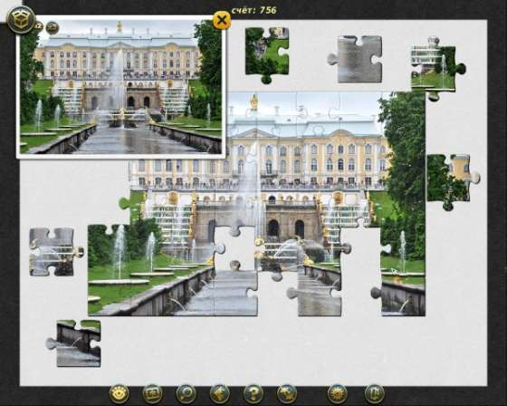 Пазл тур. Санкт-Петербург (2016) - полная версия